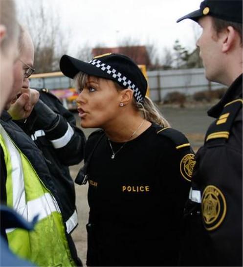 women police officers essay