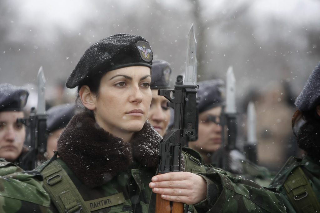 women in the armed forces misconceptions The recent debate about the induction of women in the armed forces has been highly skewed and  common misconceptions and facts.