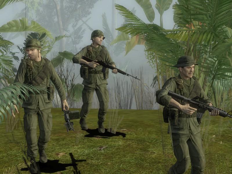 Troops in Vietnam image - Garry's Mod ScreenShots & Movies - Mod DB
