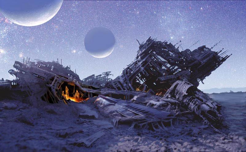 spacecraft crash - photo #43