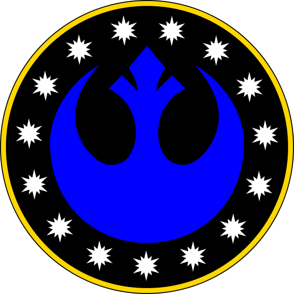 New galactic republic under attack image star wars roleplay group mod db - Republic star wars logo ...
