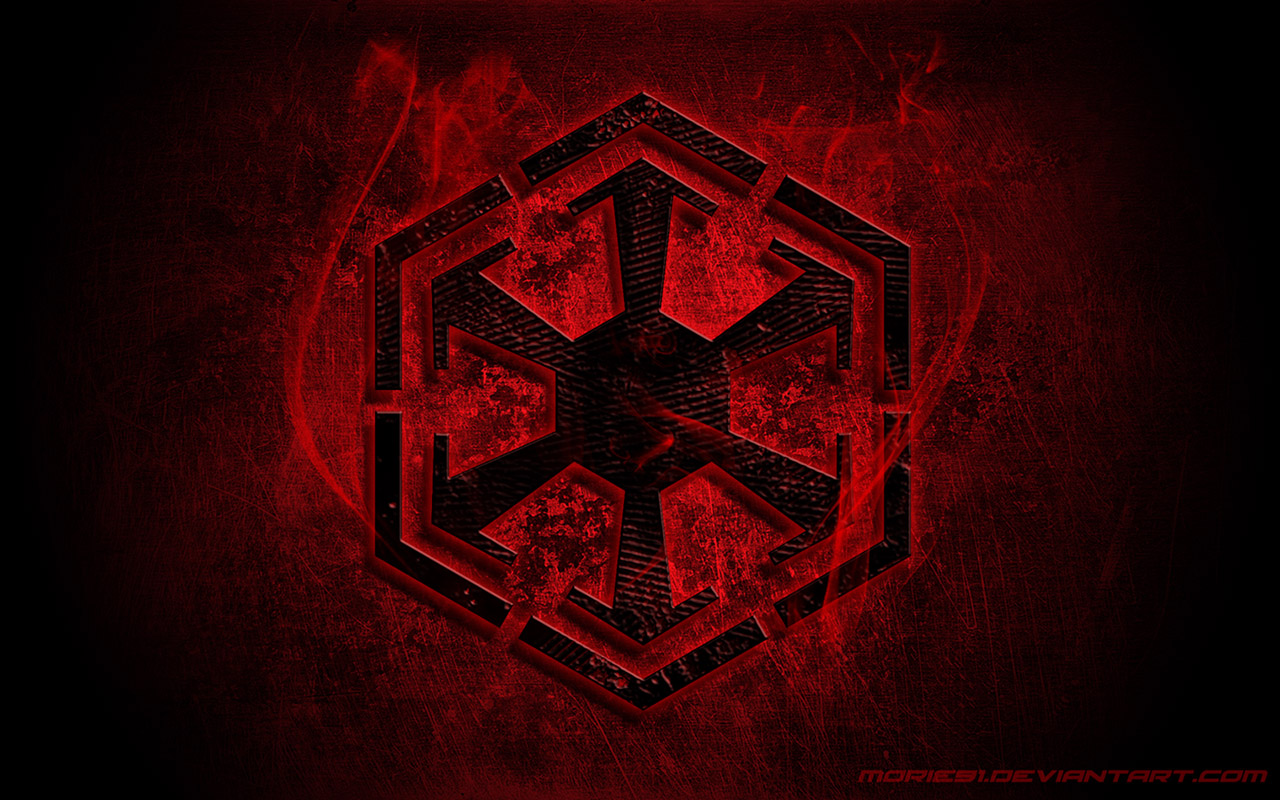 Galactic Empire Symbol Red Sith Logo Image  The Mod