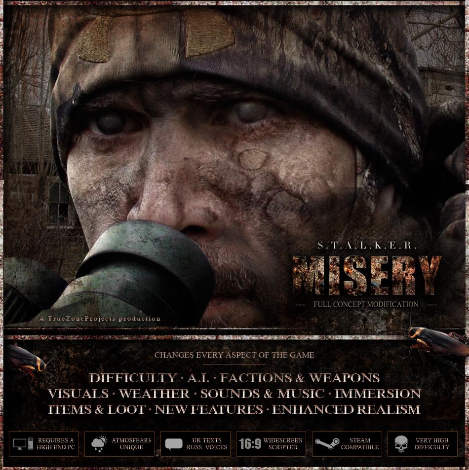 Misery Mod