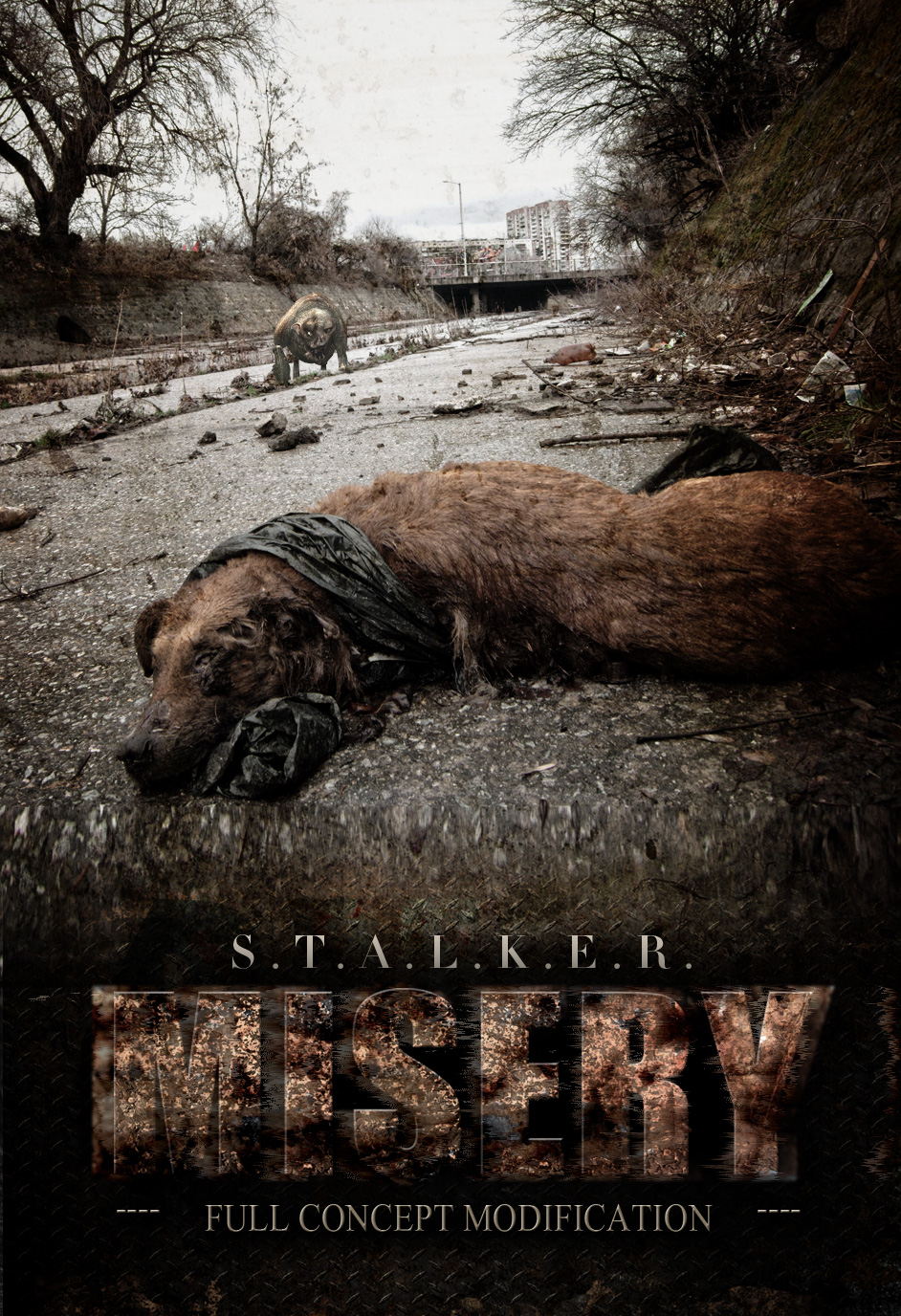 S.T.A.L.K.E.R. / MISERY 2 (Rus/2013) RePack
