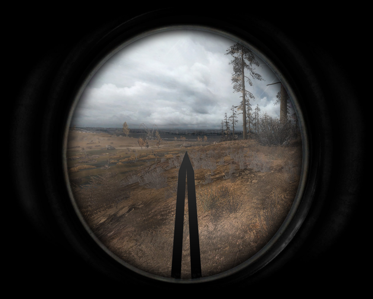 new scope reticle designs image misery mod for stalk