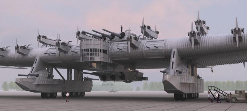 Kalinin K-7 image - Soviet Union Fan Group