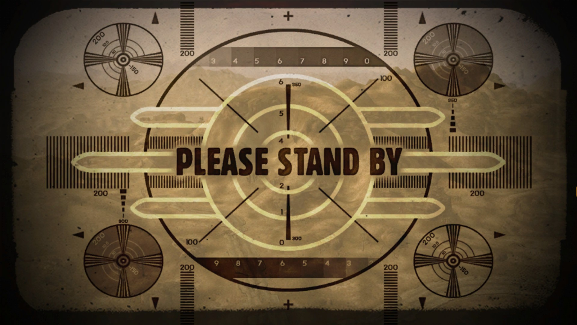 Please Stand By image ...