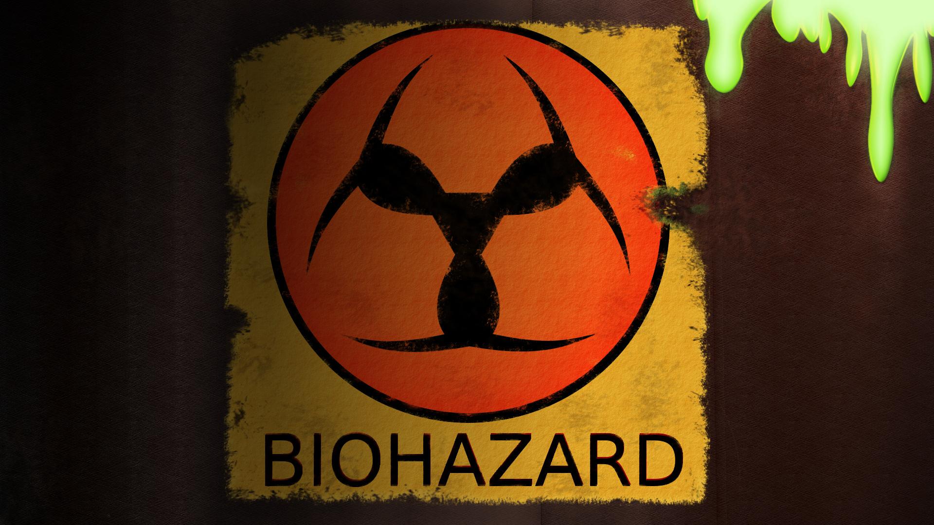 biohazard wallpaper image - le fancy wallpapers - mod db