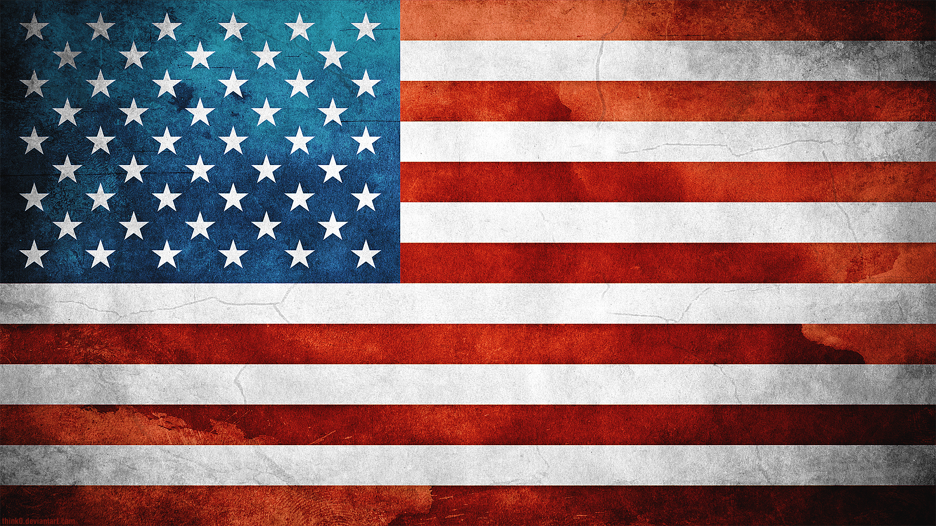 Add Media Report RSS Rustic Star Spangled Banner USA Flag Wallpaper View Original