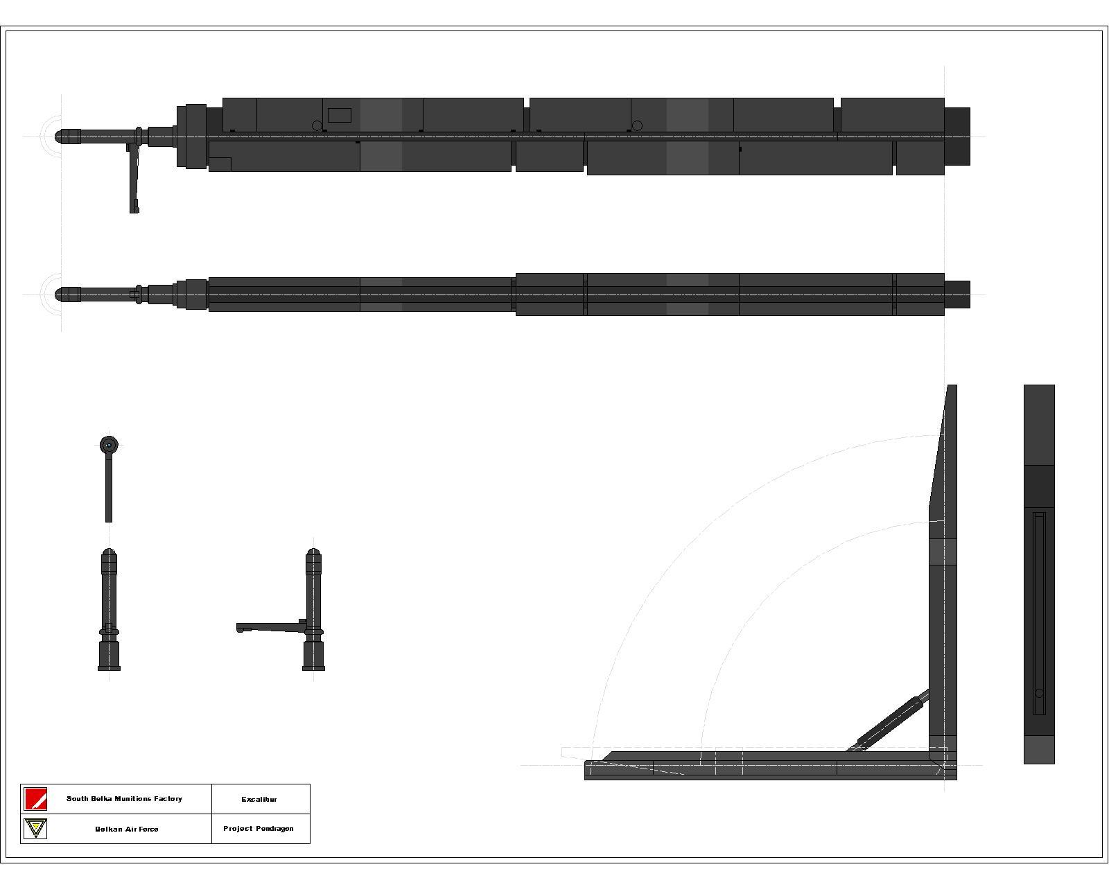 Excalibur Blueprint Remake Ac Zero Image Ace Combat Infinity