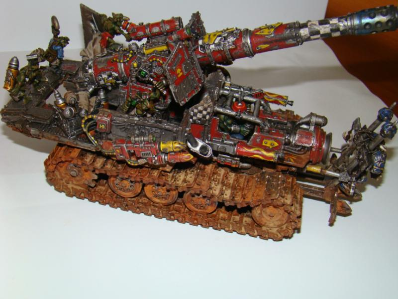 big boom gun wagon image - Orc clan and Orks fantasy and monsters fan group - Mod DB