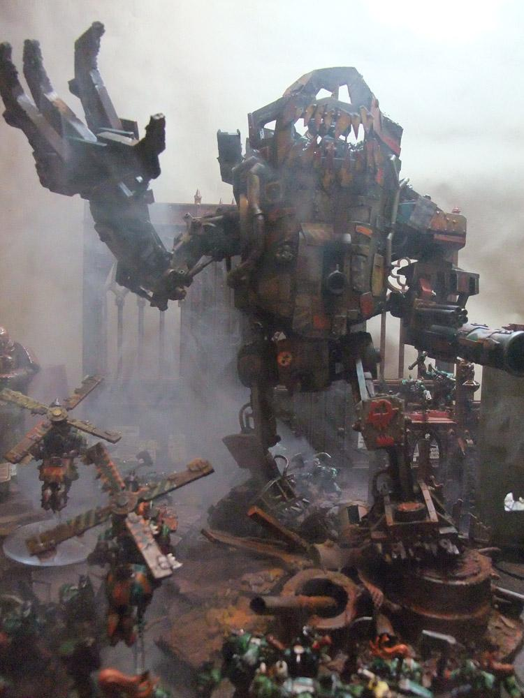 conversion model 67765 warhammer image - Orc clan and Orks fantasy and monsters fan group - Mod DB