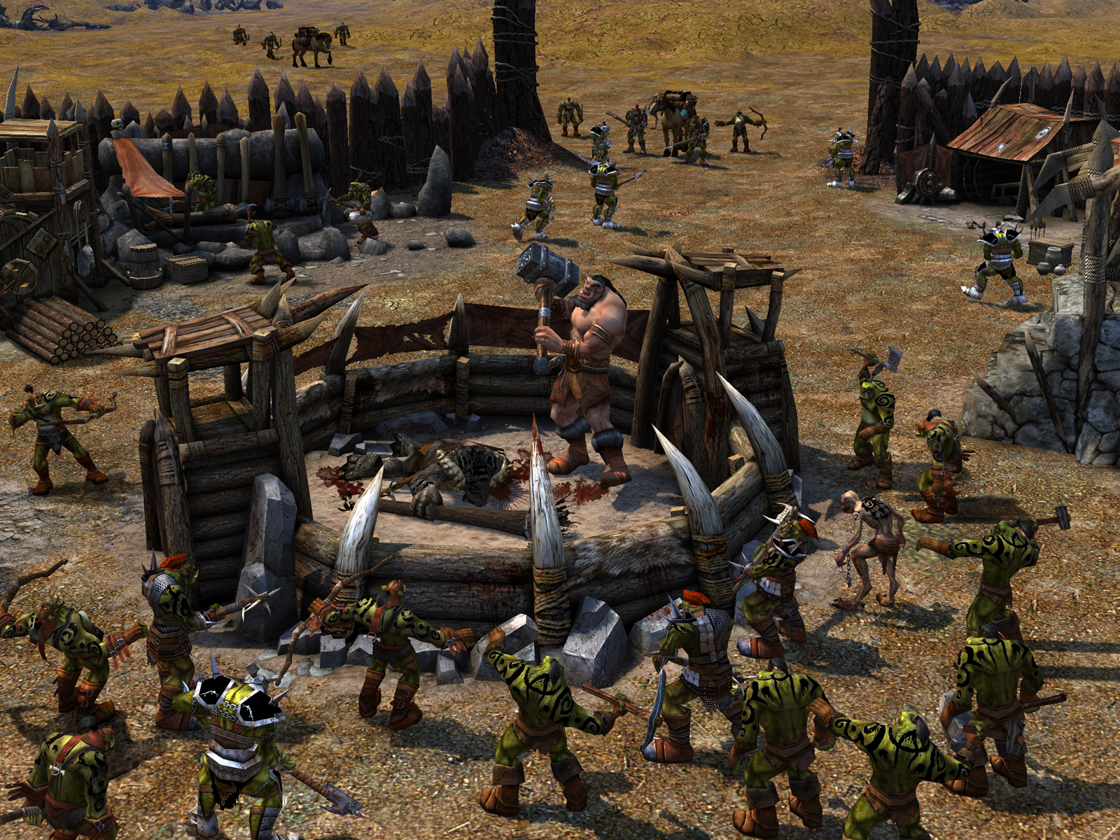Spellforce 2 orcs =D =P XD image - Orc clan and Orks fantasy and monsters fan group - Mod DB