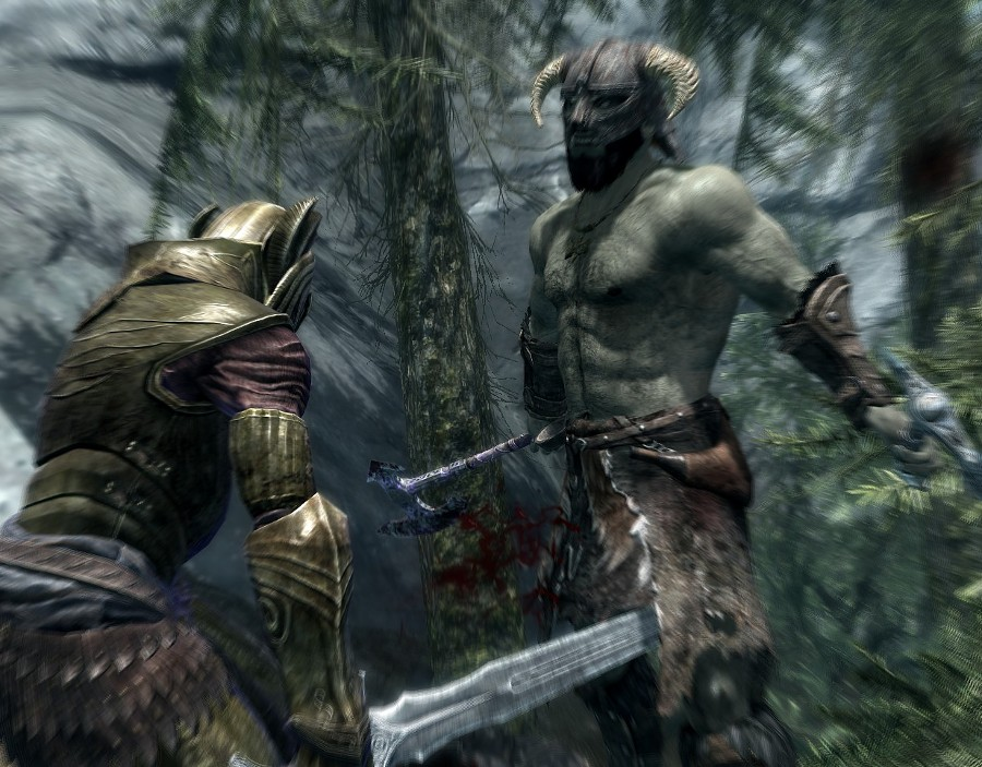 skyrim game 12 image - Orc clan and Orks fantasy and ...