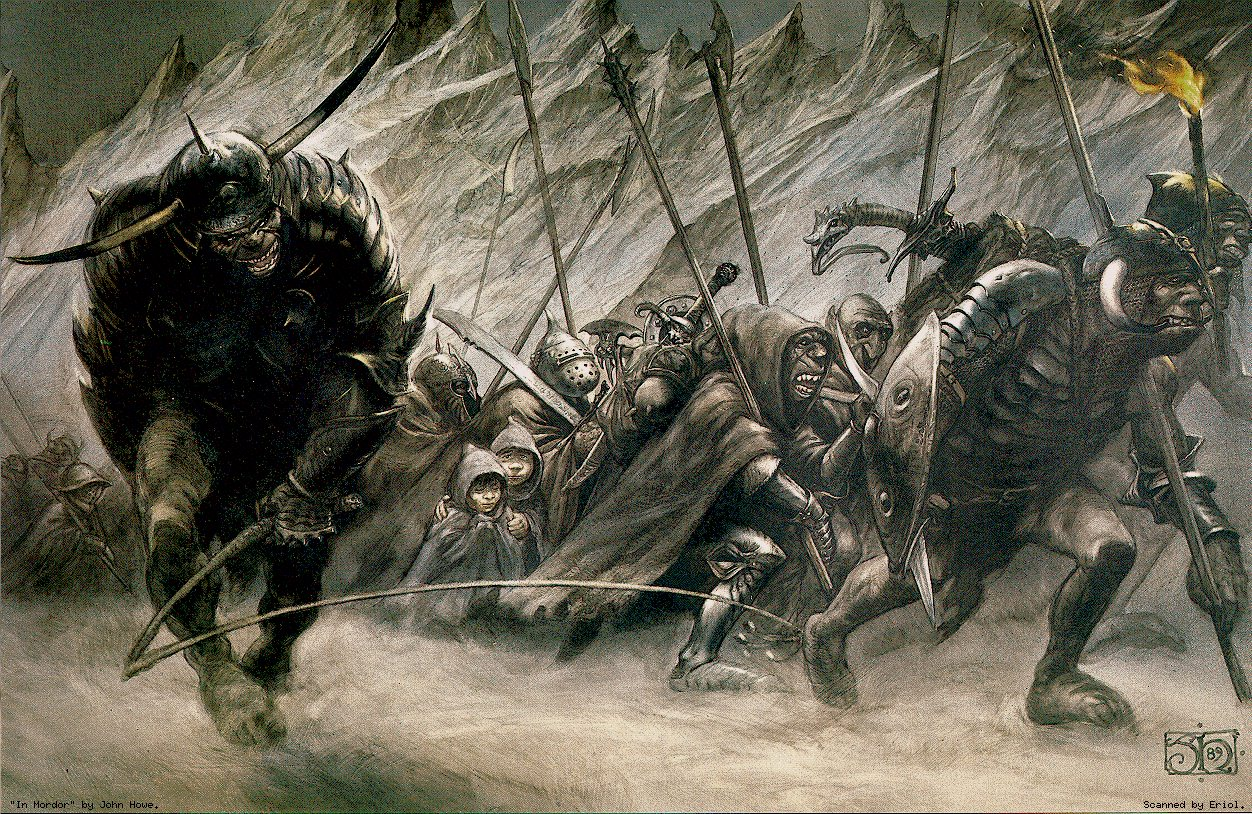 Lotr Orcs Image Orc Clan And Orks Fantasy And Monsters