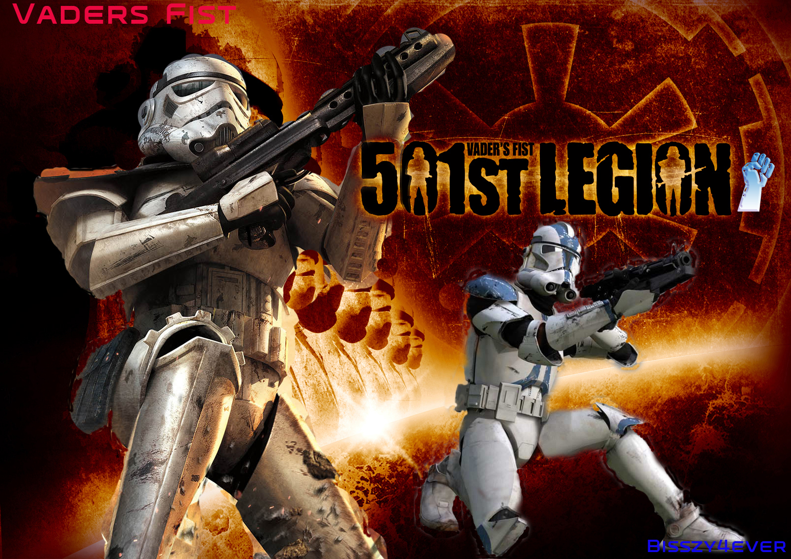501st Legion V6 Preview Image Final Mod Db