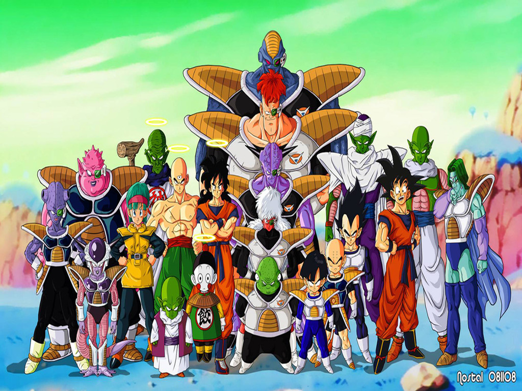 Dragon ball z image animes 39 heaven mod db - Images dragon ball z ...