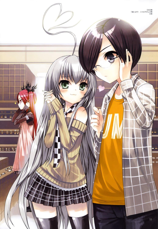 Haiyore Nyaruko San Image Animes Heaven Mod Db