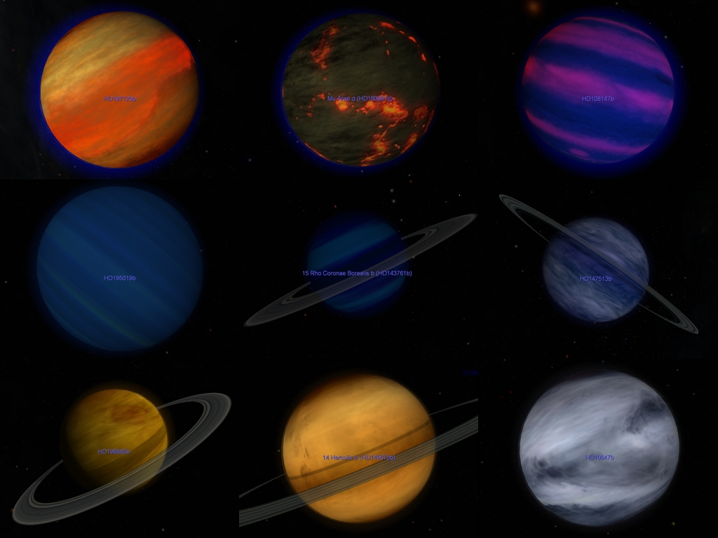 real solar system planets - photo #37
