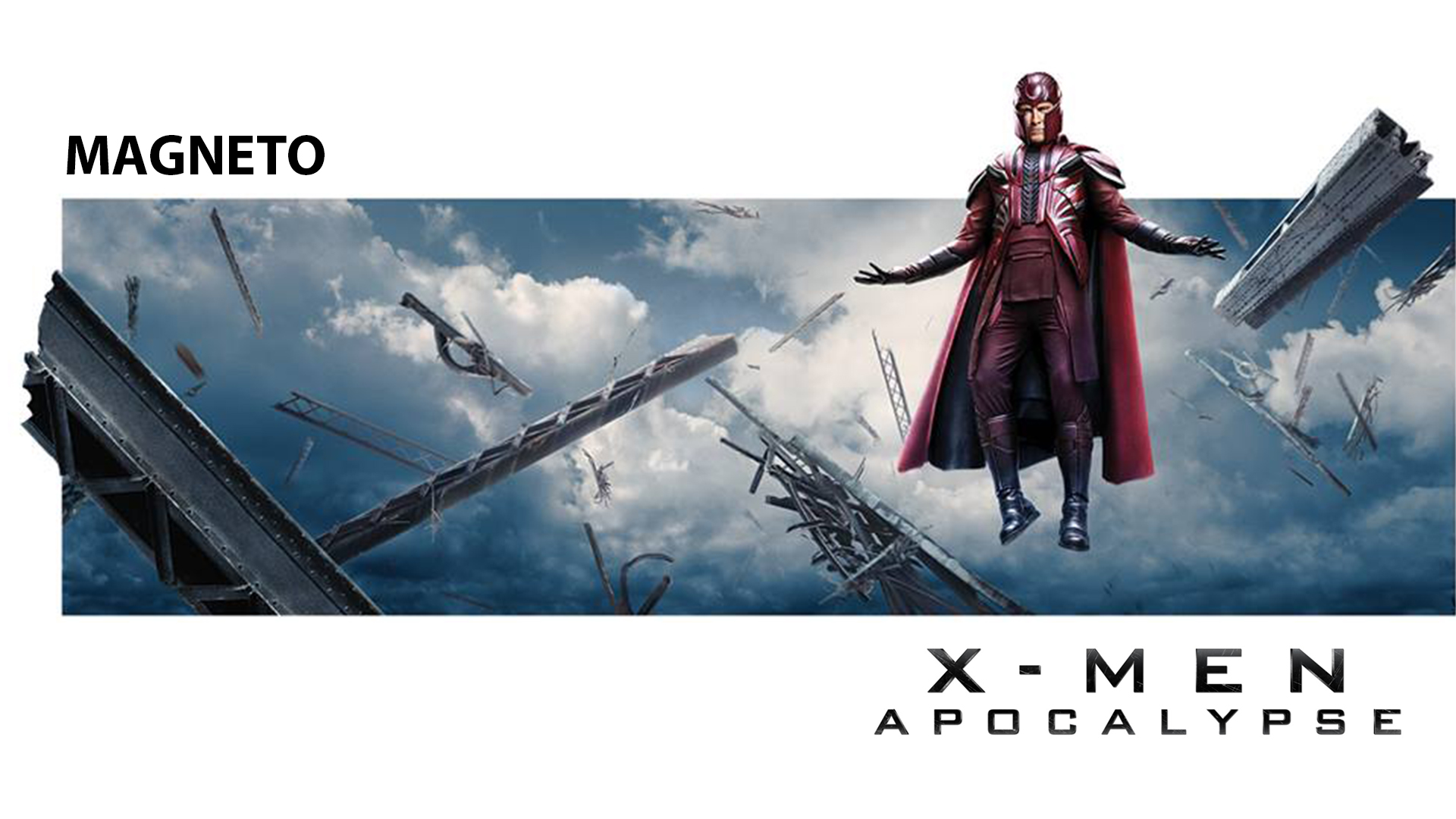 Add Media Report RSS Magneto X Men Apocalypse Wallpaper View Original
