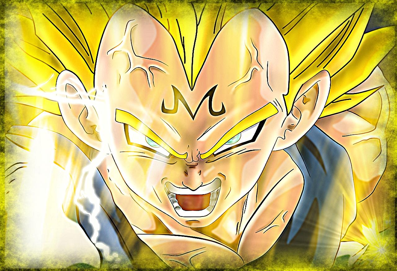 Dragonball z wallpaper majin vegeta image dark force science fiction fan group mod db - Dragon ball z majin vegeta wallpaper ...