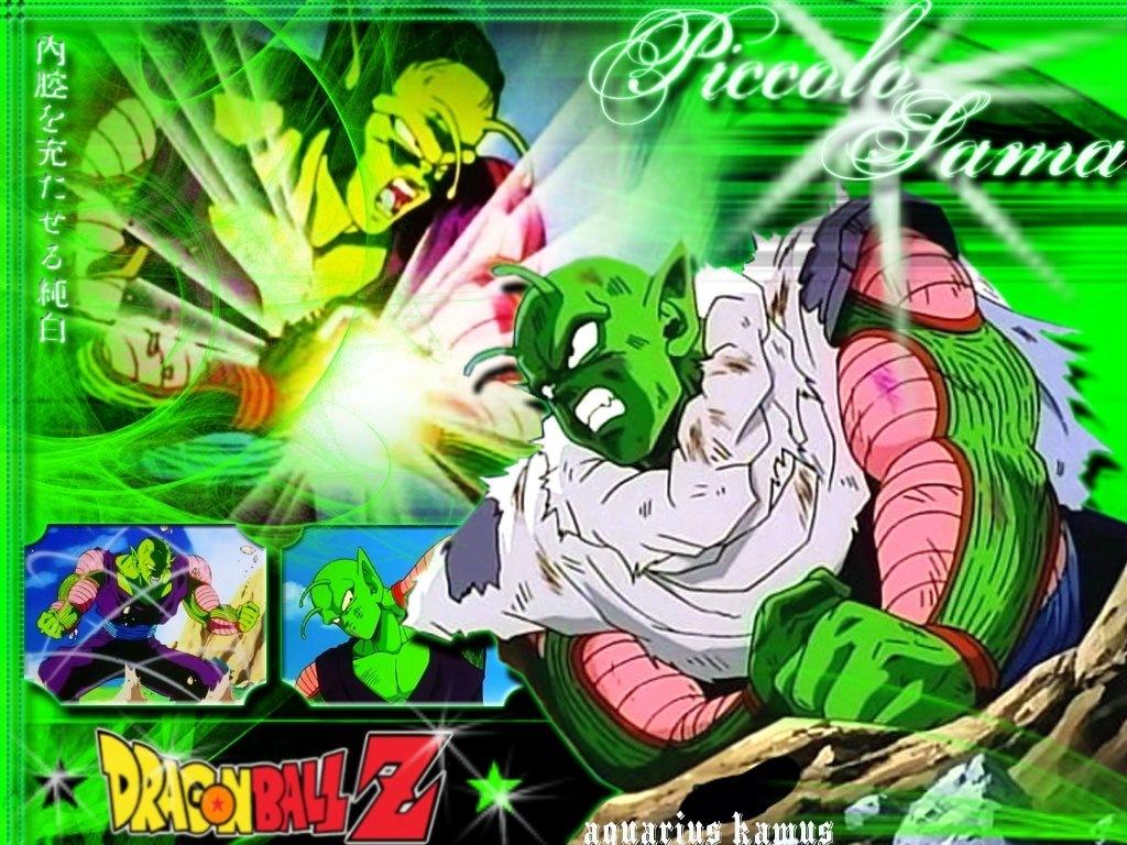 Add Media Report RSS Dragonball Z Wallpaper Piccolo View Original