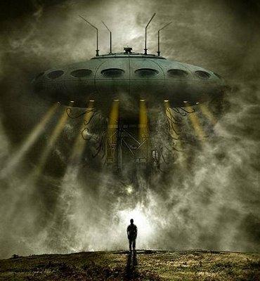 Ufo Wallpaper Image Dark Force Science Fiction Fan Group