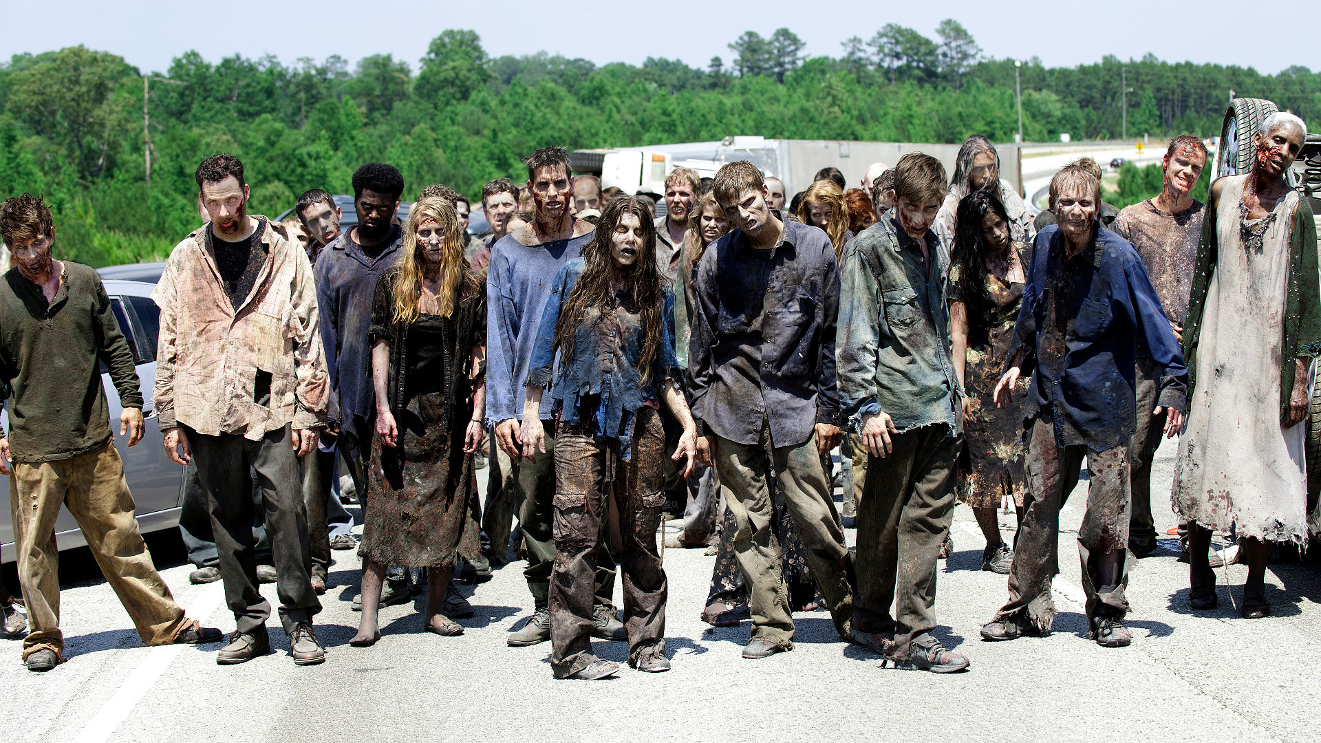 SMS could help you from a zombie apocalypse!