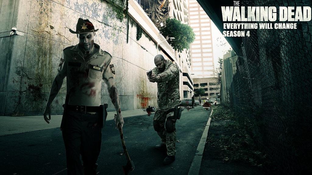 walking dead wallpaper season 6 wwwpixsharkcom