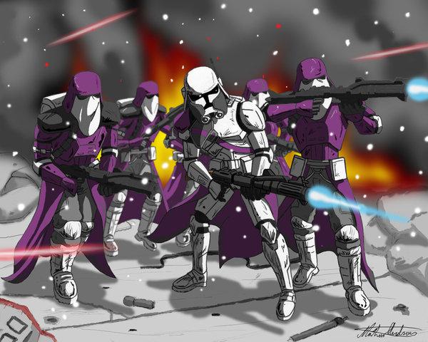 galactic marines semper fi image clone wars multimedia