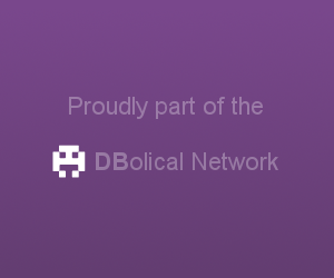 Proudly part of the DBolical Network