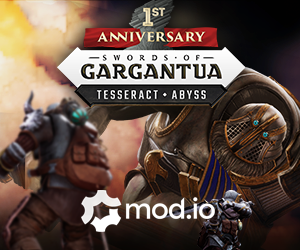 Swords of Gargantua - Fast Paced Arena Combat now with mods