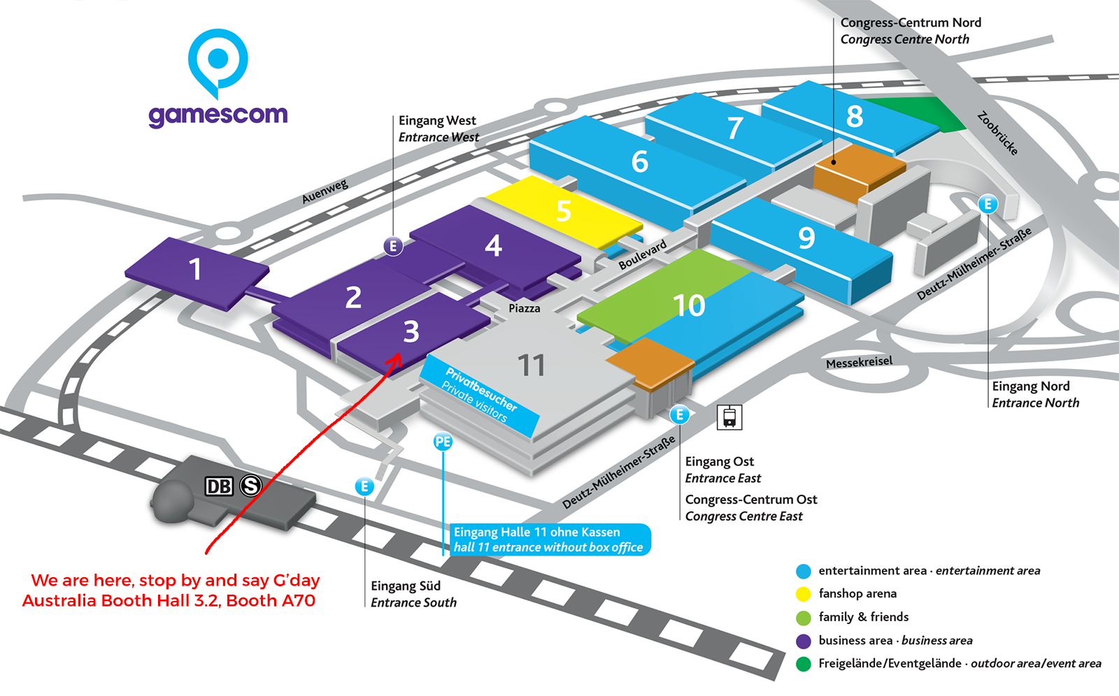 gamescom map
