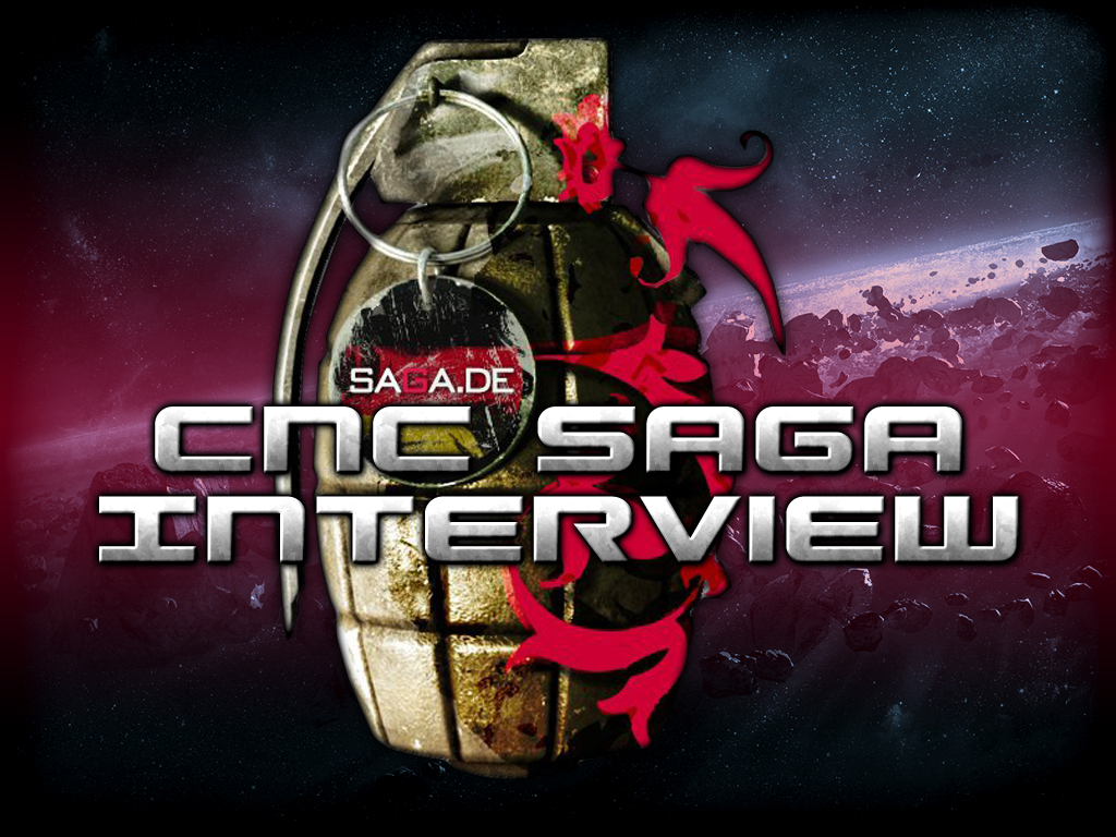 CnCSaga Interview