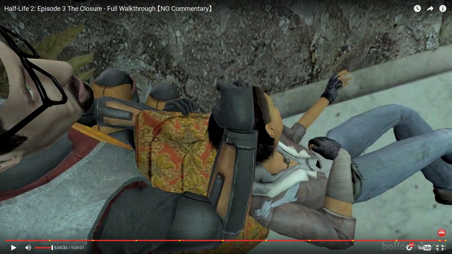 Echoplex hong kong massacre g-string half life 2 mod