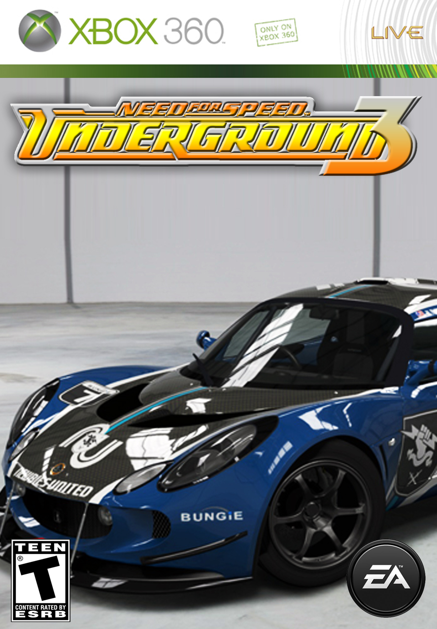 Report RSS Need For Speed Underground 3 View Original
