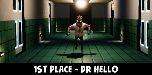 1st Place - Dr Hello