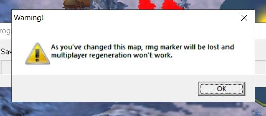 this error message can be disregarded