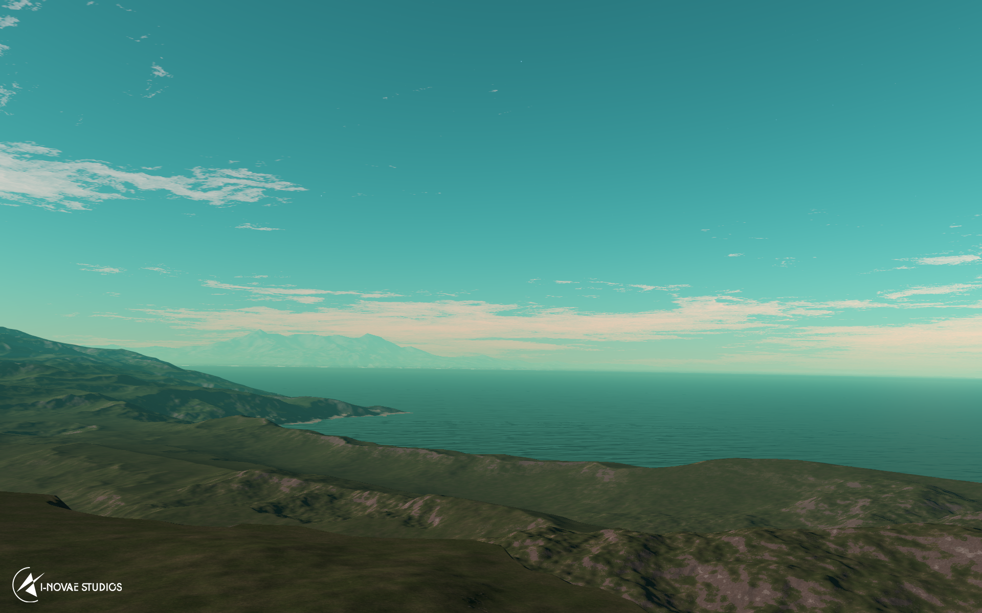 DemoScreenshot MountainCoast