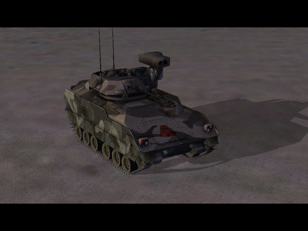 M2A2 In-game