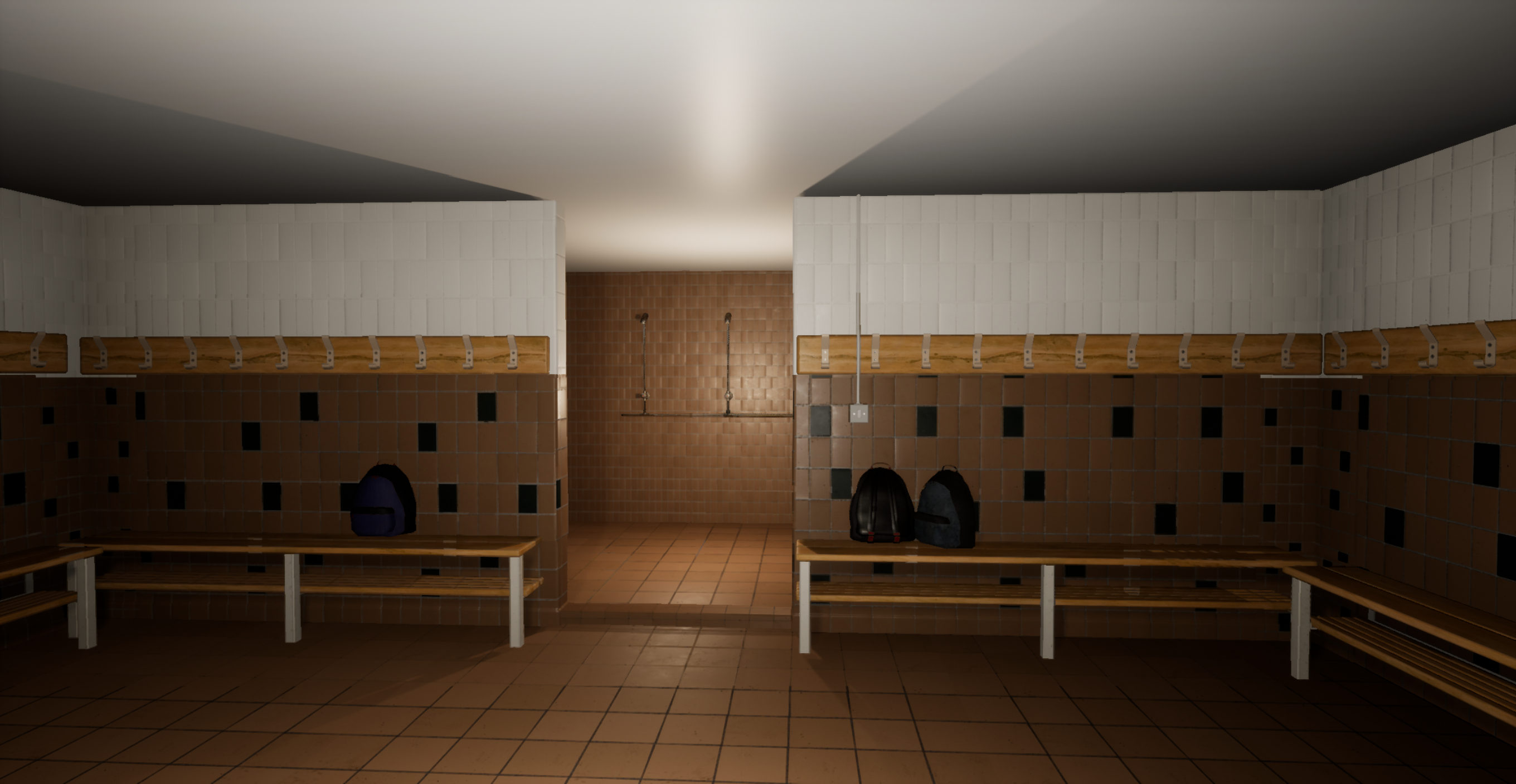 Summit Pavilion Changing Rooms