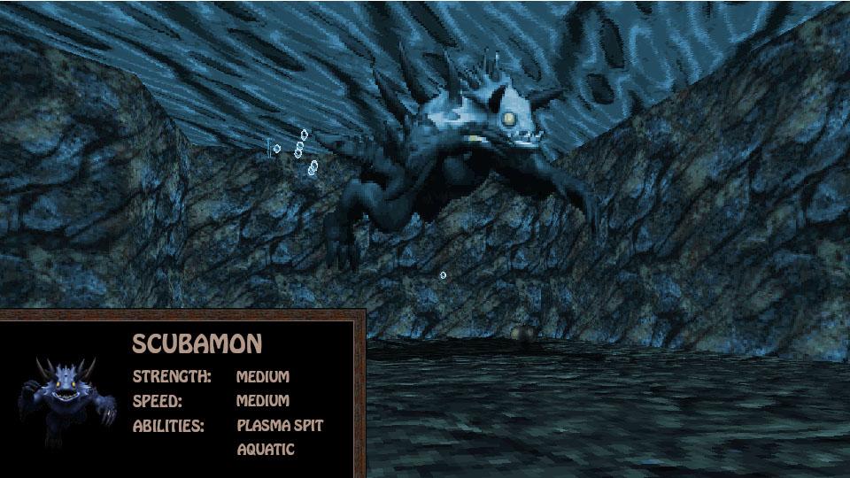 13 scubamon