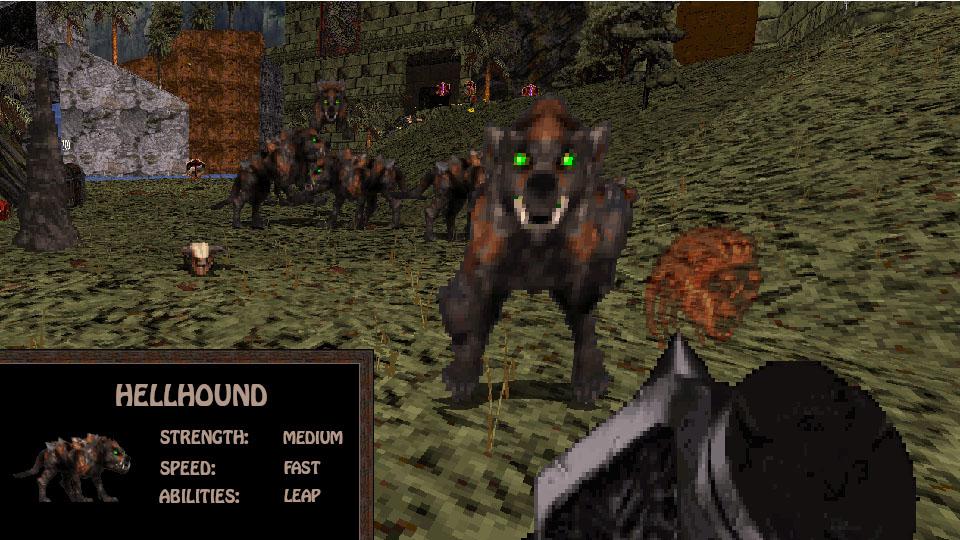 14 hellhound