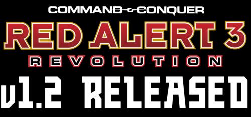 Red Alert 3: Revolution v1.2 Release
