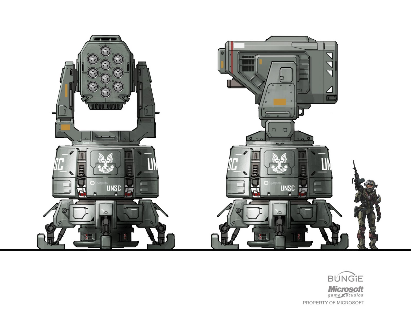 Halo Concepts Image CanadaMan7 Mod DB