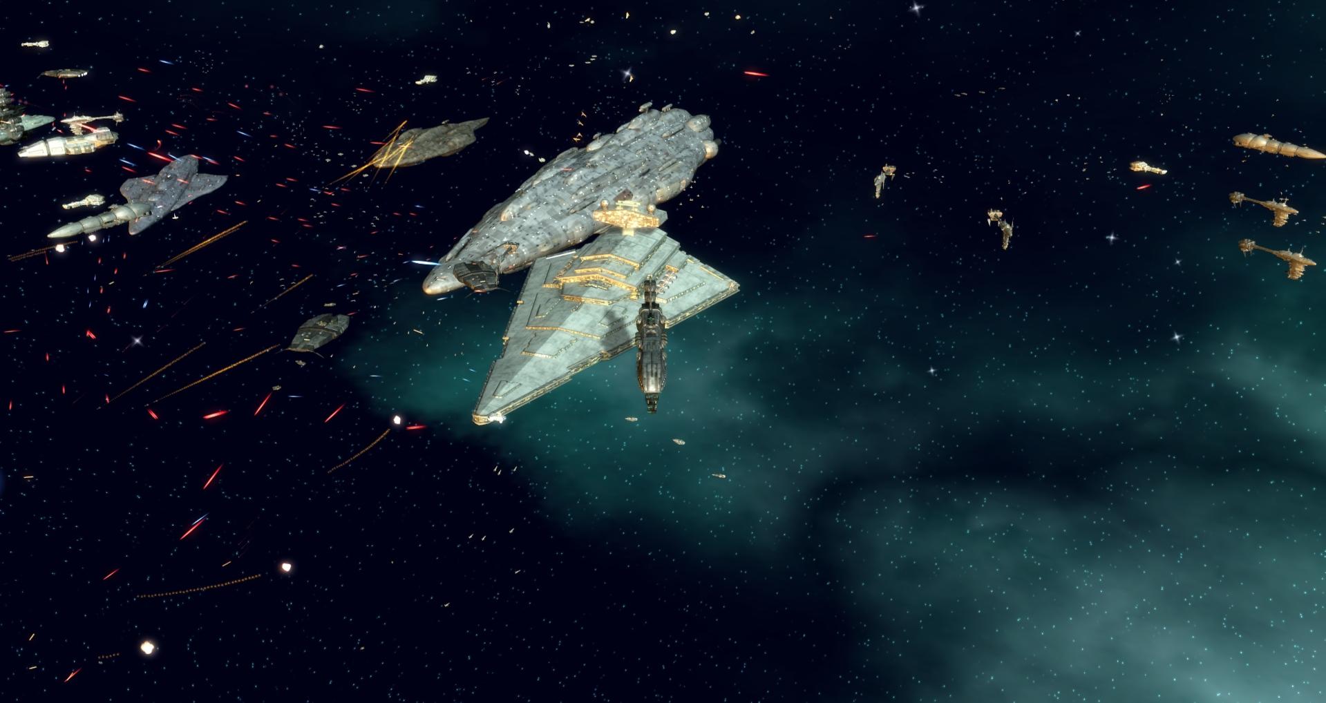New Republic fleet