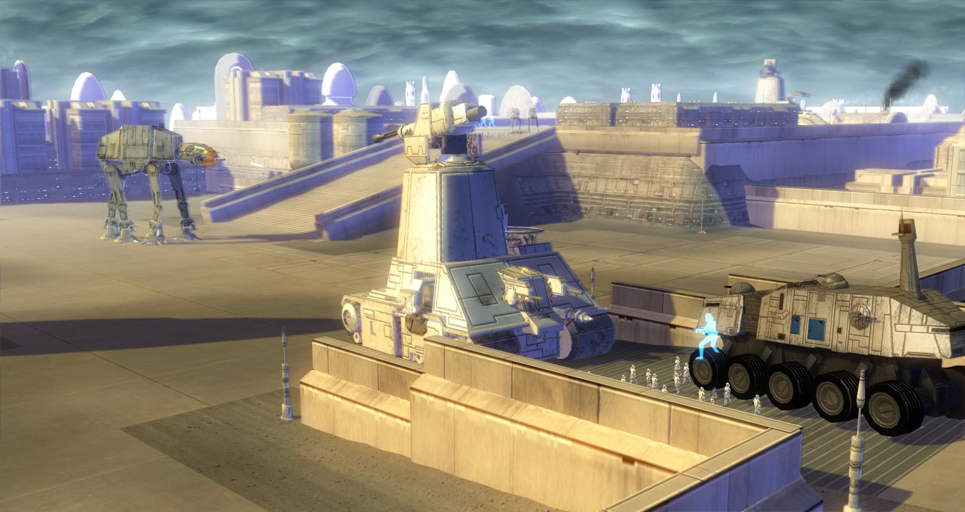 Imperial Remnant battles