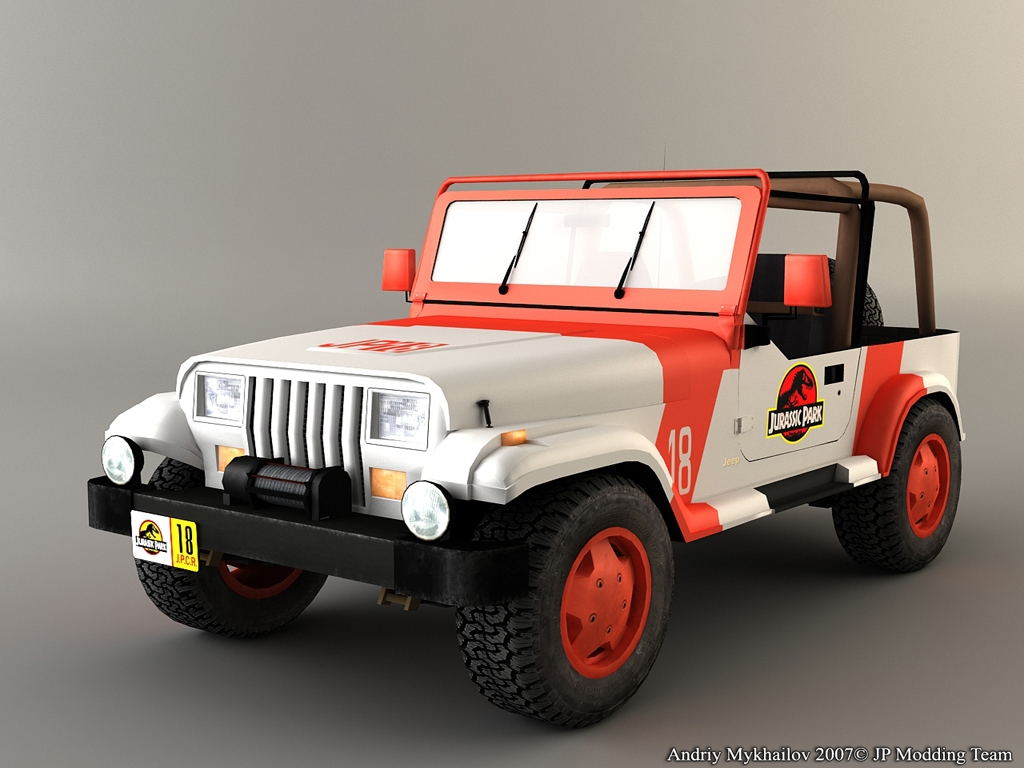 jeep wrangler'92 yj image - zelfit - mod db