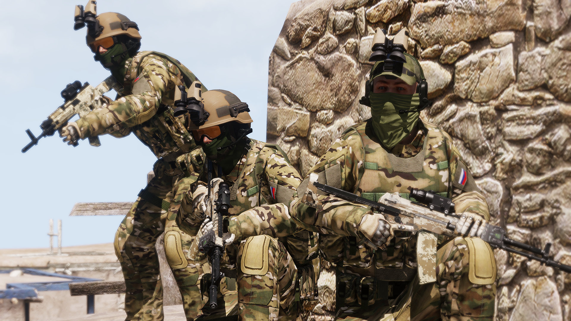 2035 Russian Armed Forces Mod For Arma