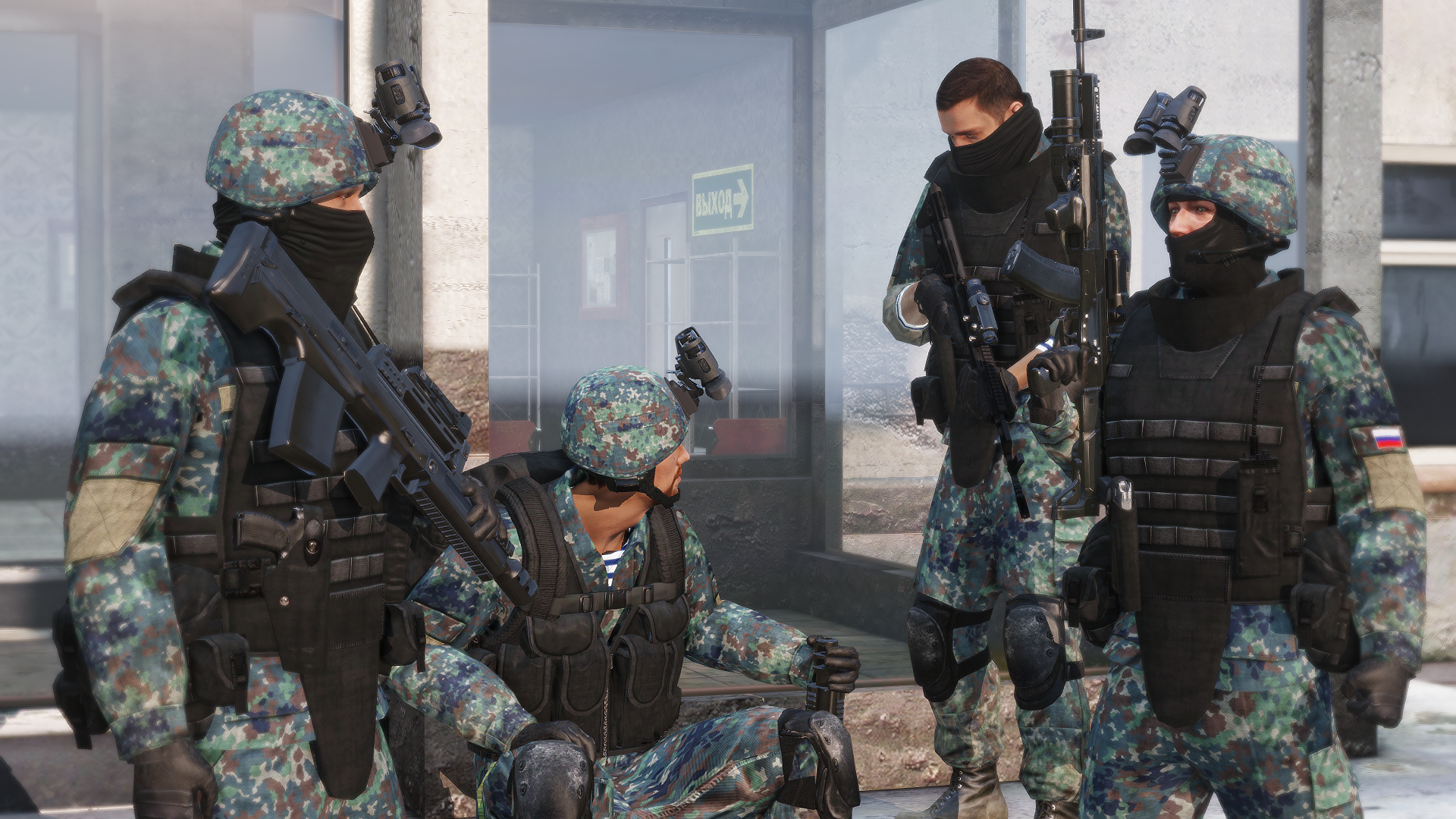 2035 russian armed forces mod for arma 3 mod db for The russian mod